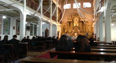 Photo of Church Iglesia Colegio La Salle at Temuco, Chile