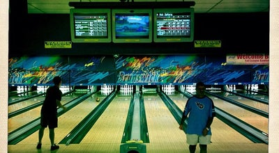 Photo of Bowling Alley Brunswick Zone Roswell Lanes at 785 Old Roswell Rd, Roswell, GA 30076, United States
