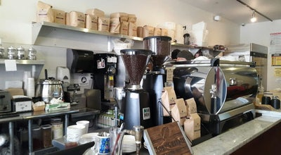 Photo of Cafe R & R Coffee at 76 Fulton St, New York City, NY 10038, United States