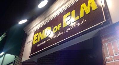 Photo of Gastropub End of Elm at 140 Morris St, Morristown, NJ 07960, United States
