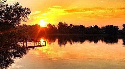 Photo of Lake Белое озеро at Заозёрная Ул., Москва, Russia