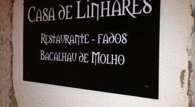Photo of Music Venue Casa de Linhares at Beco Dos Armazéns Do Linho Nº 2, Lisbon 1100-037, Portugal