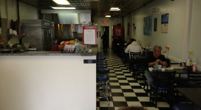 Photo of Diner Maria's Luncheonette at 2319 Atlantic Ave, Atlantic City, NJ 08401, United States