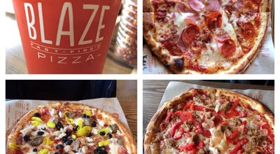 Photo of Pizza Place Blaze Pizza at 913 Indiana Ave, Indianapolis, IN 46202, United States