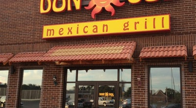 Photo of Mexican Restaurant Don Sol Mexican Grill at 230 Broadway Ave E, Mattoon, IL 61938, United States