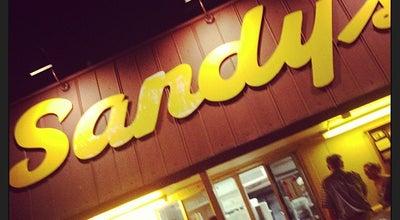 Photo of Burger Joint Sandy's Hamburgers at 603 Barton Springs Rd, Austin, TX 78704, United States