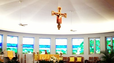 Photo of Church St. Elizabeth Catholic Church at 99-312 Moanalua Rd, Aiea, HI 96701, United States