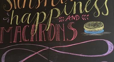 Photo of Bakery Hummingbird Macarons & Desserts at 501 Botetourt St, Norfolk, VA 23510, United States
