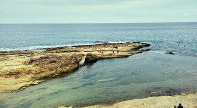 Photo of Beach Sliema Beach at Sliema, Malta