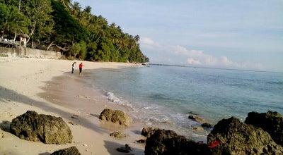 Photo of Beach Pantai Gapang at Jl. Kilometer Nol, Sabang, Indonesia