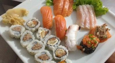 Photo of Sushi Restaurant Sushi Ponta Negra at Av. Cel. Teixeira, 1200, Manaus, Brazil