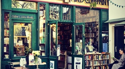Photo of Bookstore Shakespeare & Company Café at 37 Rue De La Bûcherie, Paris 75005, France