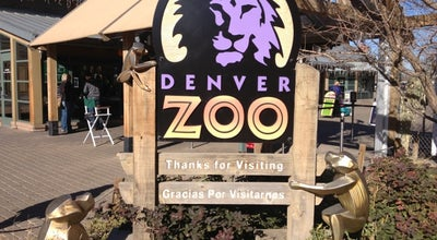 Photo of Zoo Denver Zoo at 2300 N Steele St, Denver, CO 80205, United States