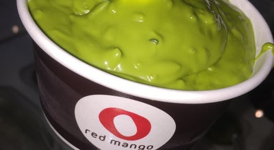 Photo of Dessert Shop Red Mango Frozen Yogurt at Kuwait