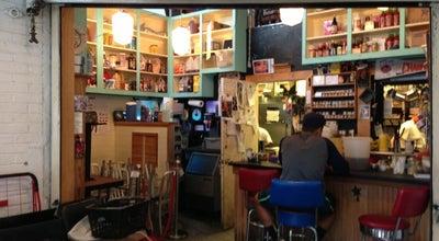 Photo of American Restaurant Shopsins - Essex Street Retail Market at 120 Essex St, New York, NY 10002, United States