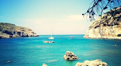 Photo of Beach Anthony Quinn Bay at Kallithea, Greece