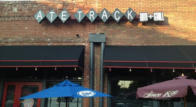 Photo of American Restaurant Ate Track Bar & Grill at 25 N Wall St, Cartersville, GA 30120, United States