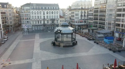 Photo of Plaza Wapenplein at Wapenplein, Oostende 8400, Belgium