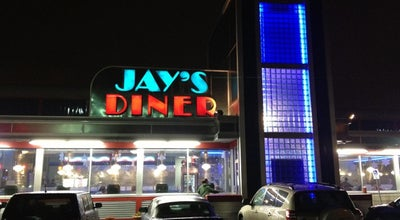 Photo of Diner Jay's Diner at 2612 W Henrietta Rd, Rochester, NY 14623, United States
