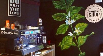 Photo of Coffee Shop GS Coffeeshop at Ул. Генерала Галицкого, 1-3, Калининград, Russia