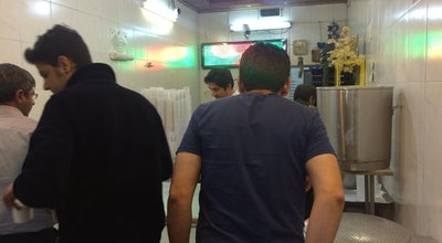 Photo of Dessert Shop Khoshnam Dough & Baghlava | دوغ و باقلوا (خوشنام)سه راه سيمين at Sohrevardi St, Isfahan, Iran