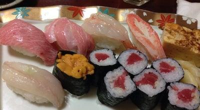 Photo of Sushi Restaurant すし徳 at 佐浦町3-16, 塩竈市 985-0025, Japan