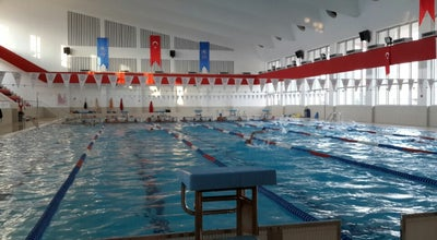 Photo of Pool 19 Mayıs Kapalı Yüzme Havuzu at Yenimahalle Mah., Samsun 55080, Turkey