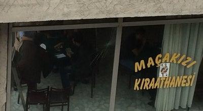 Photo of Tea Room Maçakızı Kıraathanesi at 1422 Sokak, SULTANGAZİ 34260, Turkey