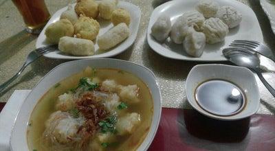 Photo of Asian Restaurant Pempek Tince at Jalan Syakyakirti No 2424 Rt.35, Palembang 30114, Indonesia