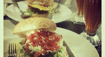 Photo of Burger Joint Rumah Burger at Jl. Medan Area Selatan Gg. Puri No. 8909 A, Medan, Indonesia