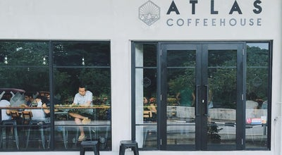Photo of Cafe Atlas Coffeehouse at 6 Duke's Road, Singapore