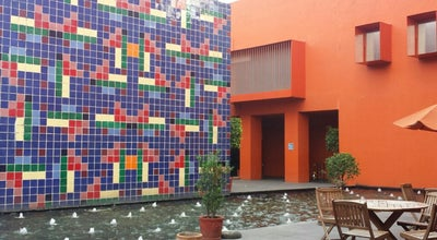 Photo of Outdoor Sculpture CNA Teatro de Titeres at Mexico