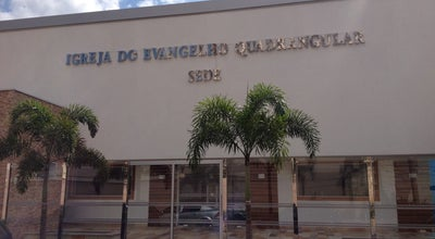 Photo of Church Igreja Do Evangelho Quadrangular De Piracicaba - Sede at Rua Floriano Peixoto, 1707, Piracicaba, Brazil