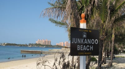 Photo of Beach Junkanoo Beach at West Bay St, Nassau, Bahamas