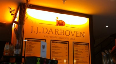 Photo of Cafe Darboven Coffee-Shop at Petersstr. 15, Leipzig 04109, Germany