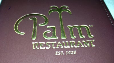 Photo of American Restaurant The Palm at 2801 Pacific Ave, Atlantic City, NJ 08401, United States