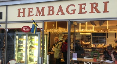 Photo of Bakery Forsa Hembageri at Dragarbrunnsgatan 35, Uppsala 753 20, Sweden