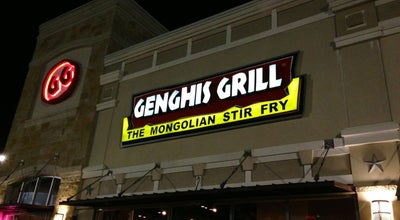 Photo of Asian Restaurant Genghis Grill at 3211 Preston Rd #3, Frisco, TX 75034, United States