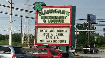 Photo of American Restaurant Flanagan's at 3201 Buckley Rd, North Chicago, IL 60064, United States
