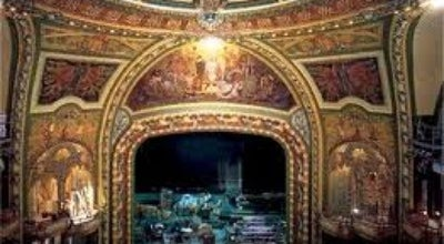 Photo of Theater New Amsterdam Theater at 214 W 42nd St, New York, NY 10036, United States