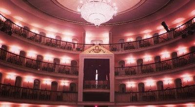 Photo of Theater Teatro Arthur Azevedo at R. Do Sol, 180, São Luís, Brazil