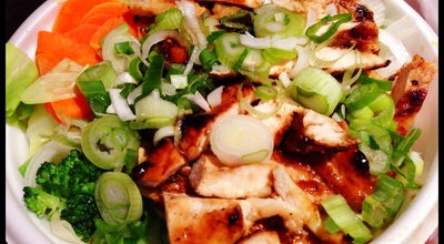 Photo of Asian Restaurant The Flame Broiler at 18279 Brookhurst St, Fountain Valley, CA 92708, United States