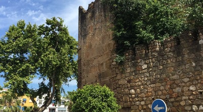 Photo of Historic Site Muralla del Castillo-Alcazaba at C. Portada, Marbella 29601, Spain