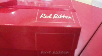 Photo of Dessert Shop Red Ribbon SM Taytay at Philippines