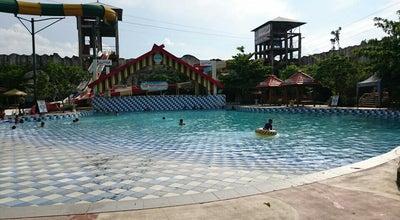 Photo of Pool Gumul Paradise Island at Simpanglima Gumul, kediri, Indonesia