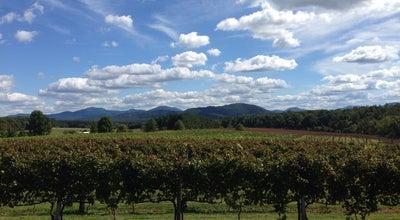 Photo of Vineyard Afton Mountain Vineyards at 234 Vineyard Ln, Afton, VA 22920, United States