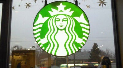 Photo of Coffee Shop Starbucks at 9605 E Washington St, Indianapolis, IN 46229