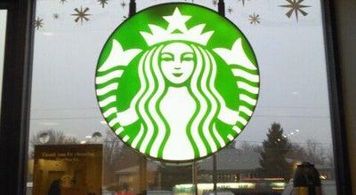 Photo of Coffee Shop Starbucks at 9605 E Washington St, Indianapolis, IN 46229, United States