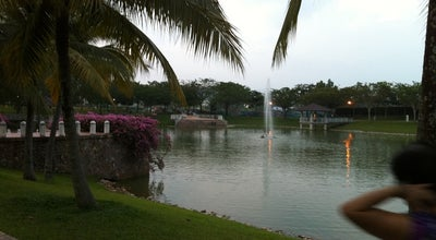 Photo of Lake Taman Tasik City Park at Persiaran S2 D8, Seremban 70300, Malaysia