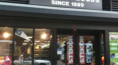 Photo of Sporting Goods Shop Modell's at 150 Broadway, New York, NY 10038, United States